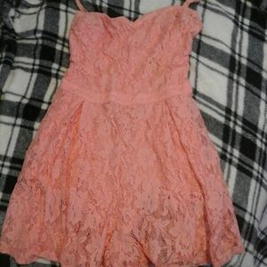Lace shorts Jumper/Romper